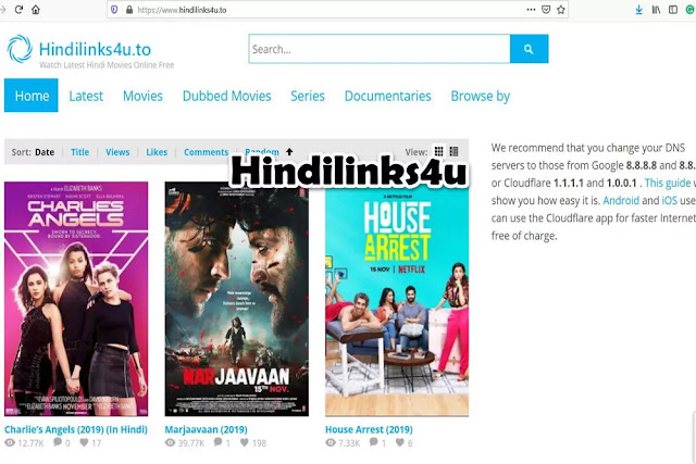 Hindilinks4u : Free Movie Streaming Sites No Sign Up