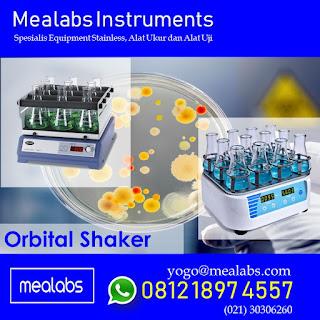 Orbital Shaker Adalah