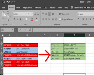 removing duplicates in excel