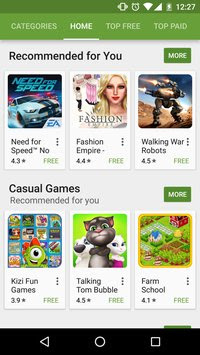 Download Google Play Store 7.1.25.I-all [0] [PR] 137772785 APK For Android