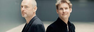 Mark Padmore, Kristian Bezuidenhout (Photo Marco Borggreve)