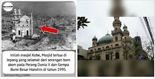 Masjid Kobe di jepang