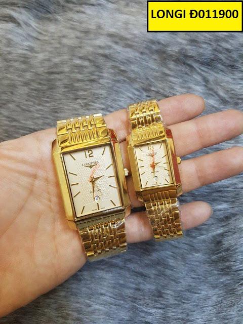 Đồng hồ cặp đôi Longi Đ011900