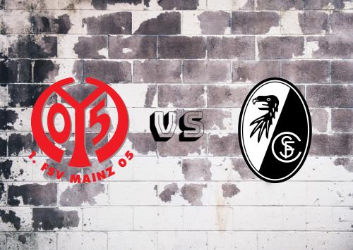 Mainz 05 vs Freiburg  Resumen