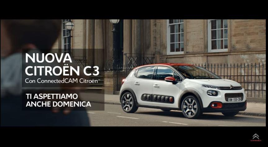 Canzone Nuova Citroën C3 pubblicità Marry Me! con connected Cam - Musica spot Novembre 2016