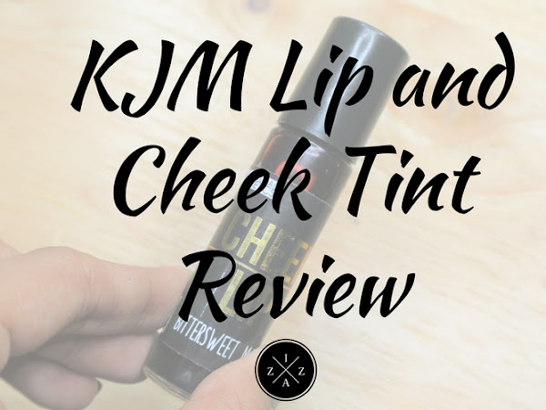 KJM Lip and Cheek Tint Review