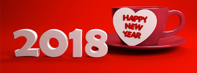 2018 Happy New Year Facebook Covers Photos Free Download
