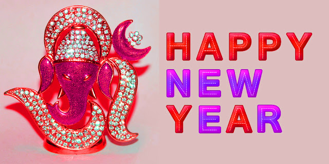 Animated 2018 new year images greetings cards wallpapers