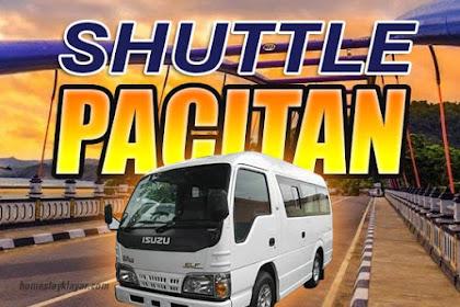 Sewa Shuttle di Pacitan Harga Paling Murah