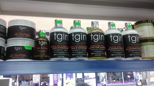 TGIN products in the UK/ A British Afro Hair Shop