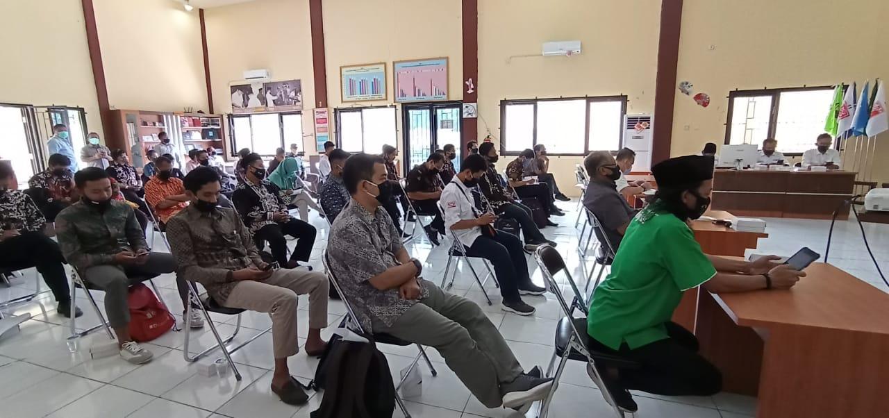 Sebanyak 744.428 Pemilih di Kabupaten Purbalingga Siap ke TPS