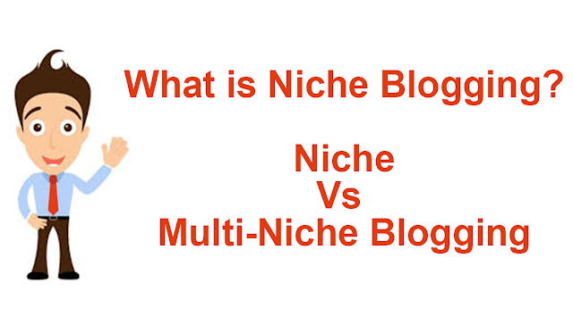 What is Niche Blogging: Niche Vs Multi-Niche Blogging