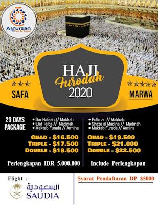 Haji Plus Visa Furoda 2021