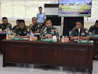 Peserta Studi Strategi Dalam Negeri PPRA LIX Lemhannas RI Kunjungi Kodam IV/Diponegoro
