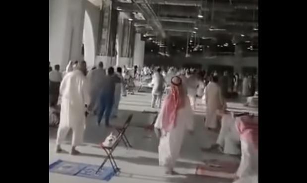 Video-Detik-detik-Pendukung-Teroris-ISIS-Dibekuk-di-Masjidil-Haram