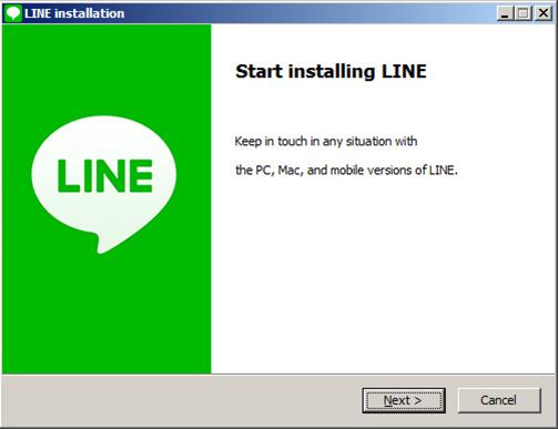 Hướng dẫn cách cài đặt LINE trên máy tính b