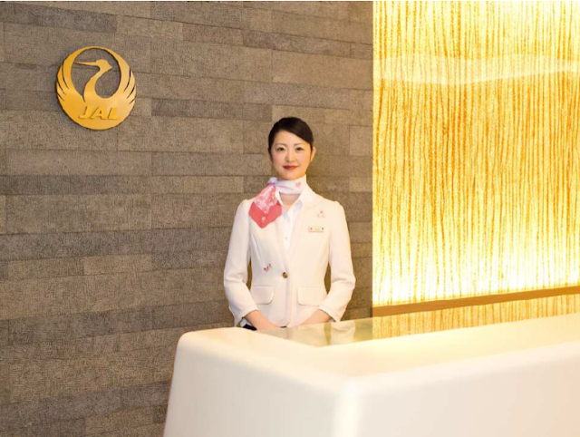 JAL will introduce JAL Original Aroma to its lounges across Japan progressively from September 20 2013