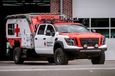 Nissan Titan XD Ultimate Service Crew Cab (2018) Front Side