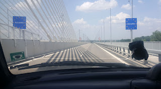 Crossing the bridge to home