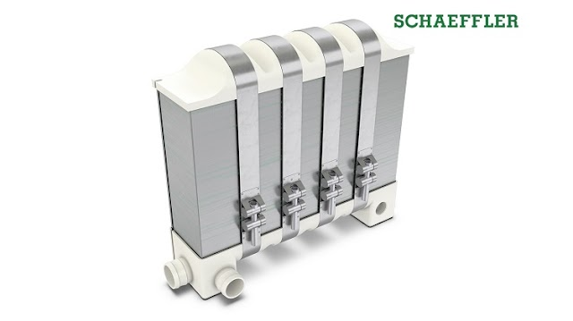 Schaeffler develops and manufactures key components for fuel cells