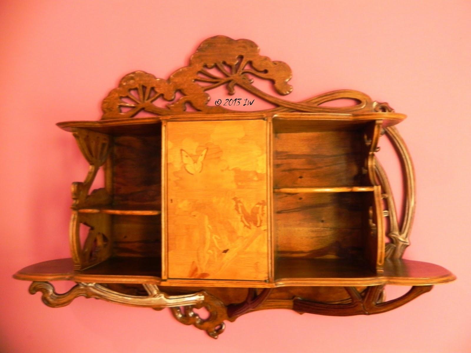 Art Nouveau Kitchen Cabinet Handles