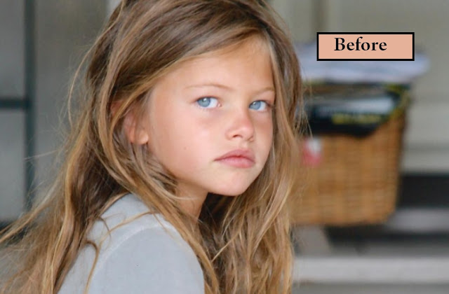 She Was The Most Beautiful Girl In The World at the age of 10 But what she Looks like Now? | Thylane Blondeau