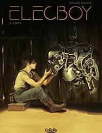 Elecboy Comic