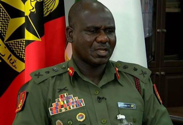'We have decided to recruit Nigerian youths to end insurgency in Northeast' – Buratai