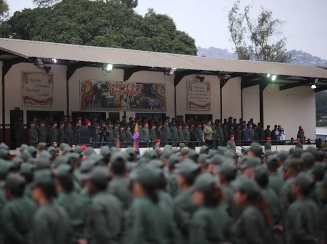 Las razones para creer que Maduro reforzará presencia de militares en el Ejecutivo