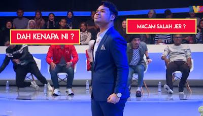 Reaksi Syamel Lepas Dengar 'Stylist Star' Menyanyi
