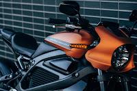 Harley-Davidson LiveWire (2019) Front Side Detail