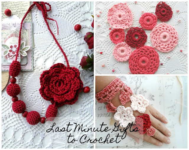 15 Last Minute Gifts to Crochet – free patterns