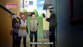Boruto: Naruto Next Generations Capítulo 211 Sub Español HD