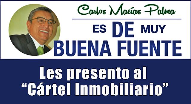 """Les presento al """"Cártel Inmobiliario"""""""