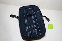 Tasche vorne: Taktische Hüfttaschen , Sahara Sailor EDC Molle Tasche Nylon Gürteltasche für Wandern, Outdoor-Camping und Radfahren mit Aluminiumkarabiner