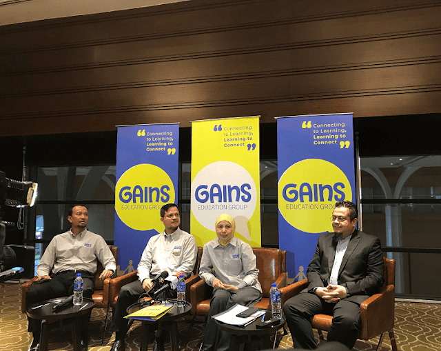 Pelancaran GAINS Education Group