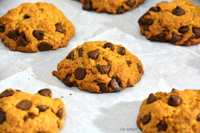 עוגיות שוקולד צ'יפס פריכות מקמח כוסמין לבן