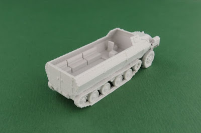 Type 1 Ho-Ha Half-track picture 6