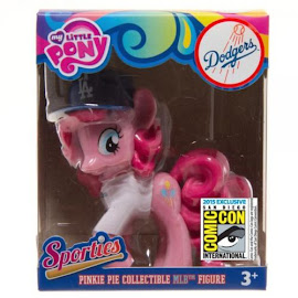 MLP Dodgers Themed Pinkie Pie Figure by UCC Distributing