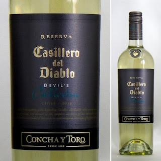 カッシェロ・デル・ディアブロ デビルズ・コレクション ホワイト 2015