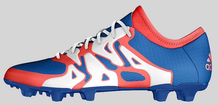 9604810c136e Players can add their name and select from 1 of 12 country flags for the  new miadidas Adidas X Football Shoes.