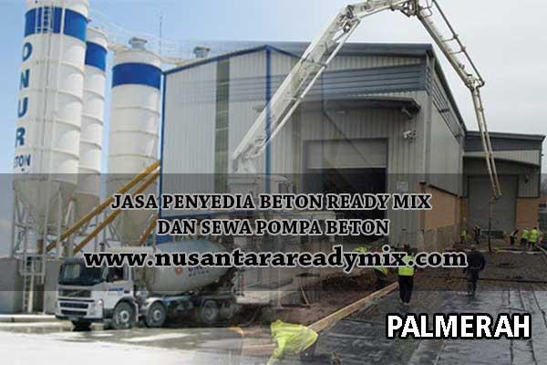 harga beton jayamix Palmerah