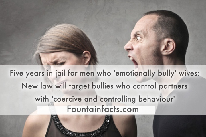 Controlling behavior in men