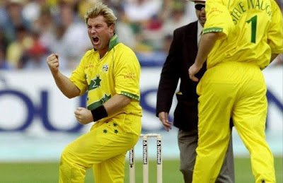 Shane Warne played the first ODI against New Zealand in 1993