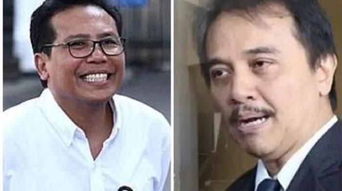 Fadjroel Klaim Kepuasan Publik ke Jokowi Tinggi, Roy Suryo: Jubirnya Ngaco