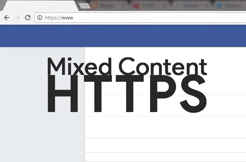 Cara Memperbaiki Mixed Content Setelah Setting HTTPS