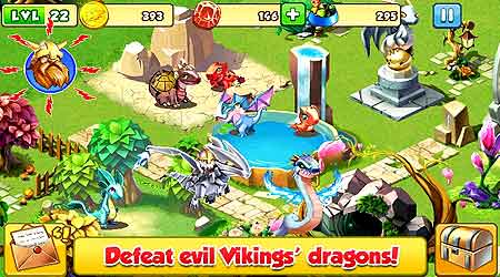 Dragon Mania Mod Apk Android