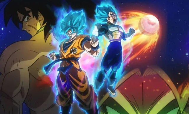 Dragon Ball Super: Broly (2018) Subtitle Indonesia