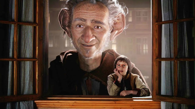Gambar Film | The BFG