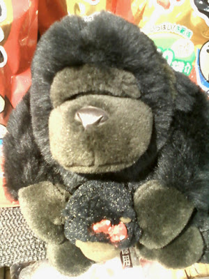 Gorilla Stuffed Animal
